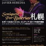 Javier Heredia Cursillo en SAPPORO 2017
